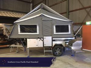 Southern Cross Campers ~ Pacific Pearl Forward Folding