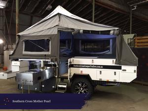 Southern Cross Campers ~ Mother of Pearl