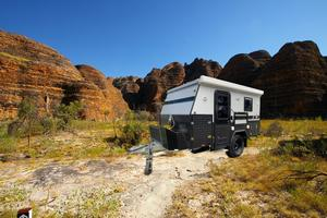 Southern Cross Campers ~ Espresso Cruiser Off Road 11ft
