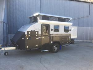 Southern Cross Campers ~ Cruiser Off Road Hybrid 13+3