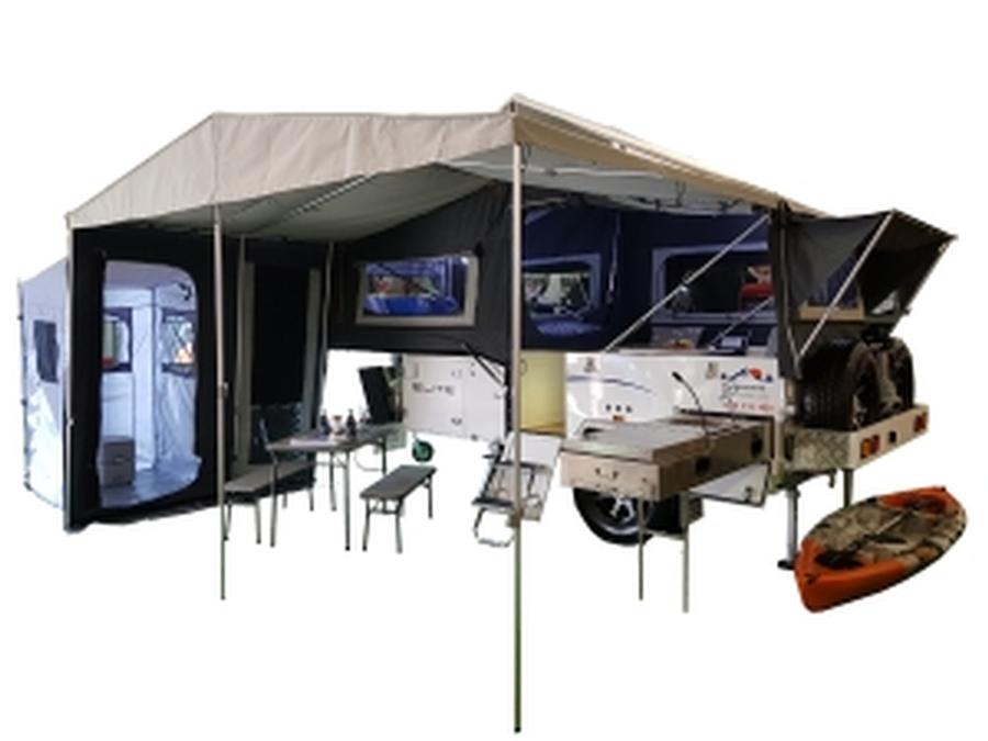 Signature Camper Trailers ~ Signature Series Elite