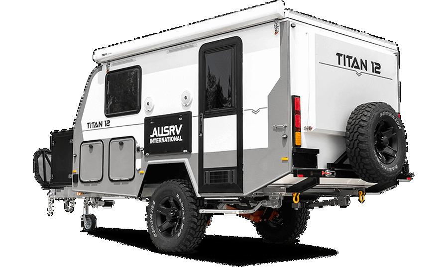 Market Direct Campers ~ AusRV Titan Superlite