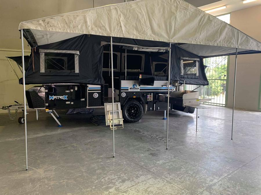 Maverick Campers ~ Matrix Dual Fold