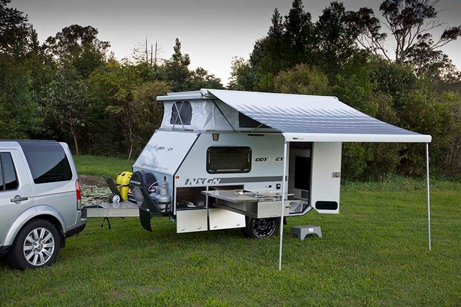 Australian Off Road Campers ~ Odyssey Series 2