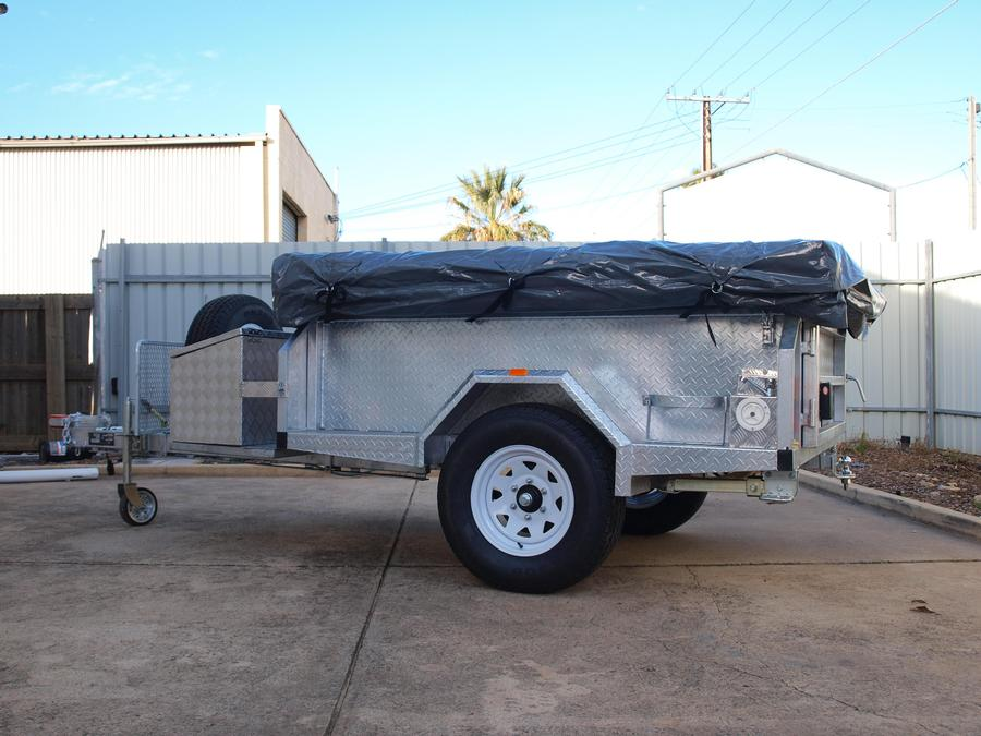 Camper Trailer Warehouse ~ Allied Warrior