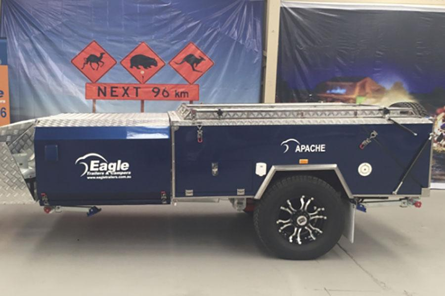 Eagle Camper Trailers ~ Appache