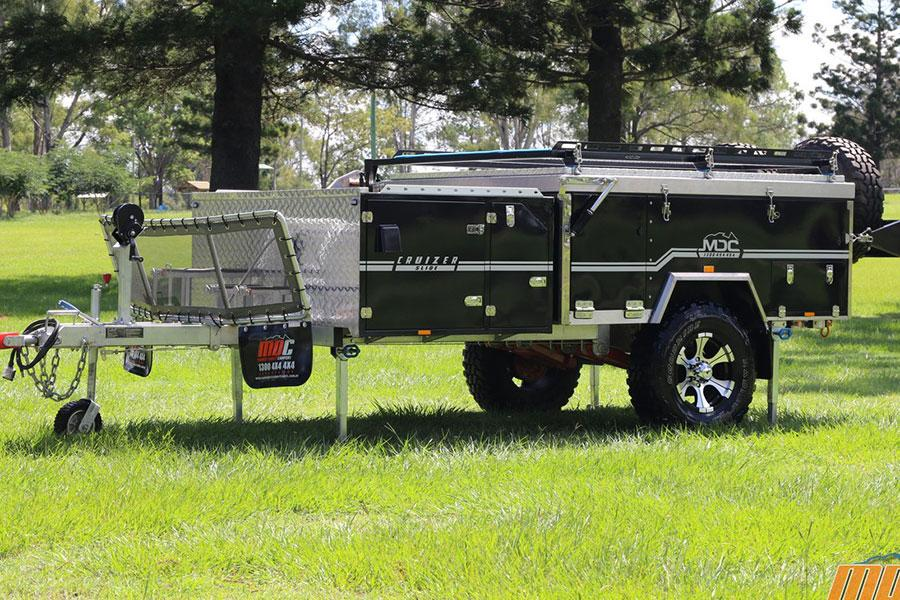 Market Direct Campers ~ Cruizer Slide Forward Fold