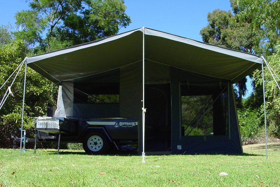Outback Campers Vic ~ Newell