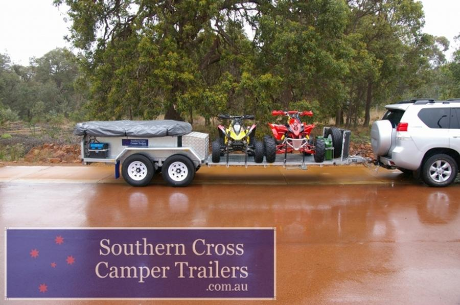 Southern Cross Campers ~ Karijini Double Quad